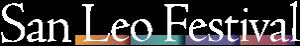 San Leo Festival Logo